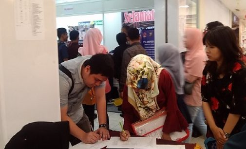 Job Fair Juga Menyediakan Pelatihan Keterampilan