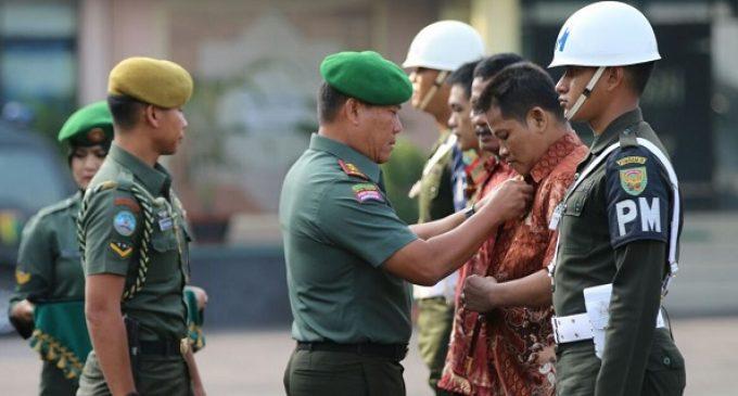Kodam II/Siwijaya Pecat 19 Prajurit Terlibat Narkoba