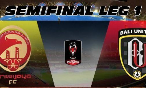 Ditahan Imbang, Peluang Sriwijaya FC Masih Terbuka