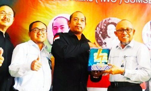 Bertandang Ke Graha IWO Sumsel, PLN Sosialisasi Kesiapan Hadapi Asian Games