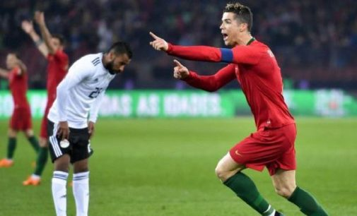 Dramatis…! Portugal Kalahkan Mesir 2-1