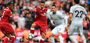 Liga Inggris, MU VS Liverpool 2 : 1