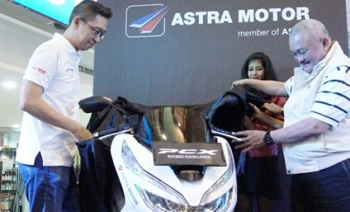 Alex Noerdin Launching Astra Official Prestige Partner Asian Games