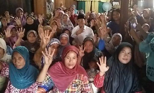 Muara Enim Bersatu Wujudkan Program Perubahan Ahmad Yani – Juarsah
