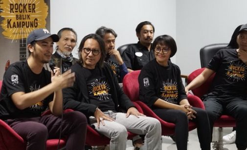 MSH Films Lakukan Kick-off Film Rocker Balik Kampung