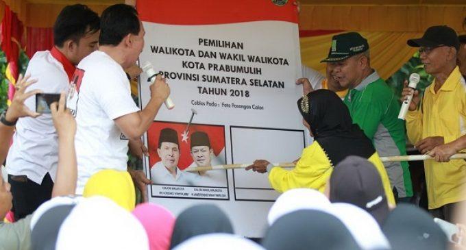 Ribuan Masyarakat Tanjung Rambang Padati Kampanye Ridho – Fikri