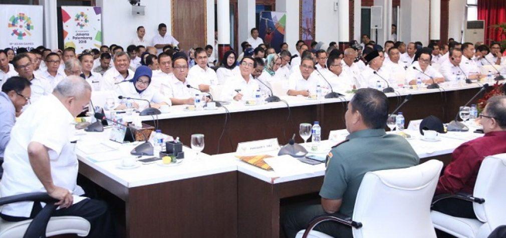 Akhmad Najib Tekankan Kepala OPD Harus Cerdas Susun RPKD
