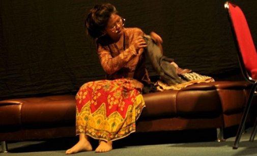 Teater Wong Gerot Gelar Parade Monolog