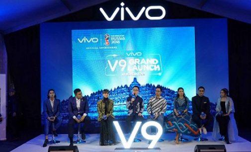 Vivo Resmi Luncurkan V9 ke Pasar Indonesia