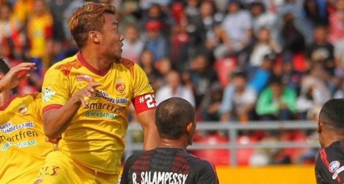 Sriwijaya FC Gagal Taklukan Persipura