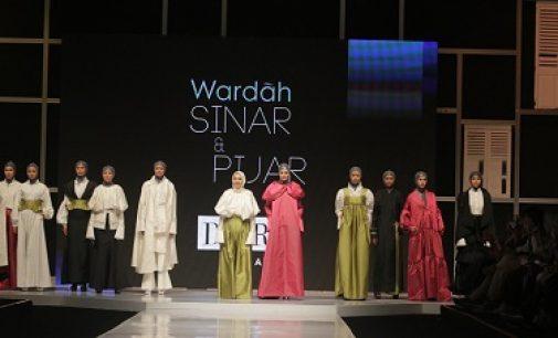 Wardah Fashion Journey Perkenalkan Tren Terbaru di Panggung MUFFEST 2018