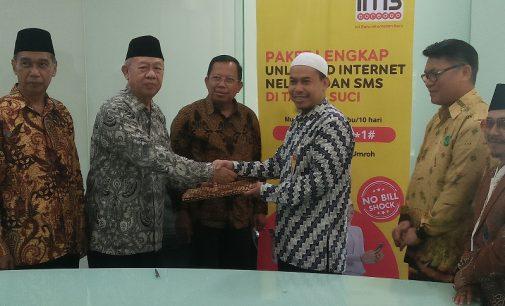 IM3 Ooredoo Teken Kerjasama Dengan IPHI