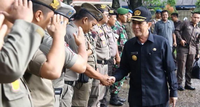 Sat Pol PP Diminta Jaga Nilai kesopanan Dan tingkah Laku Dalam Melaksanalan Tugas Pelayanan