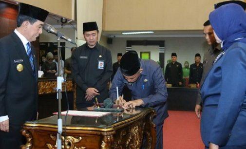 Pjs Walikota Palembang Lantik Pejabat Tinggi Pratama
