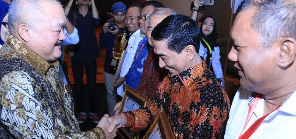 Kota Palembang Raih Terbaik  Pertama Penghargaan  Pembangunan Daerah Sriwijaya
