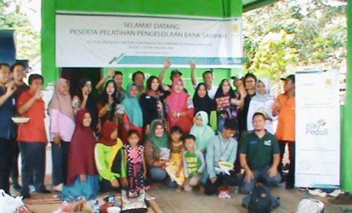 Belajar Bersama PLN Mengubah Sampah Menjadi Berkah