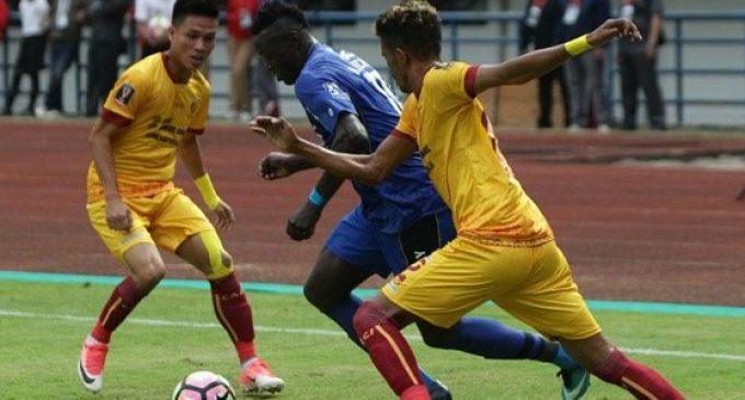 Sriwijaya FC Sukses Bungkam Persib Bandung