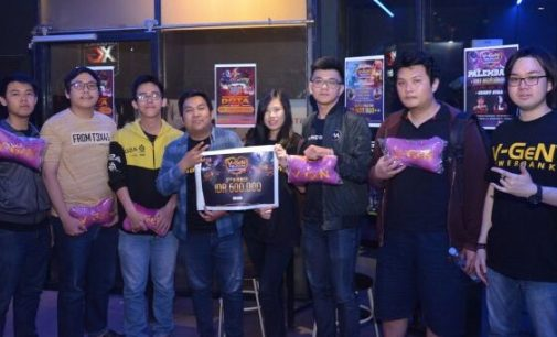 "Team Emporium Supernova AFB Kampiun Tournament DotA 2 ""V-Gen Tsunami"""