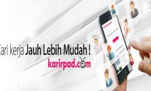 Karirpad Luncurkan Aplikasi Mobile Berbasis Android