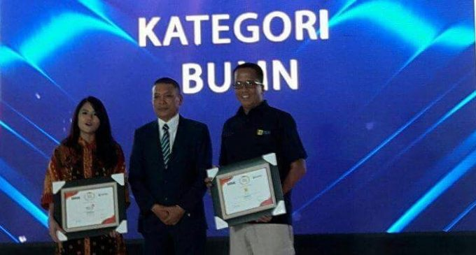 PLN Sukses Raih Penghargaan di Infobank Digital Award of The Year 2018