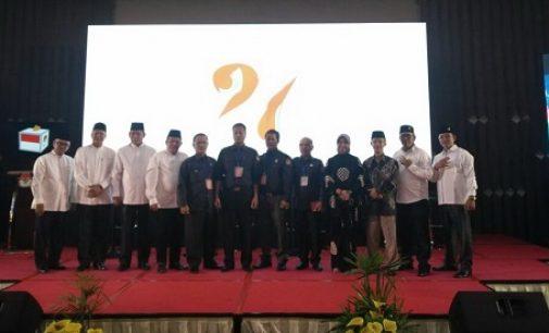 Debat Publik Pilkada Muara Enim 2018 Berjalan Lancar