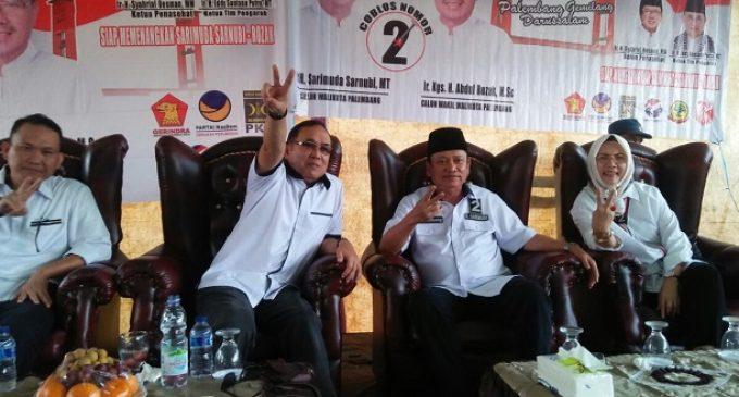 Eddy Santana Ingin Sarimuda – Rozak Lampaui Kinerjanya Saat Jabat Walikota