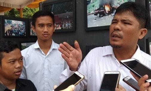 Pameran Foto Refleksi 20 Tahun Reformasi Berakhir di Kampus UIN Raden Fatah