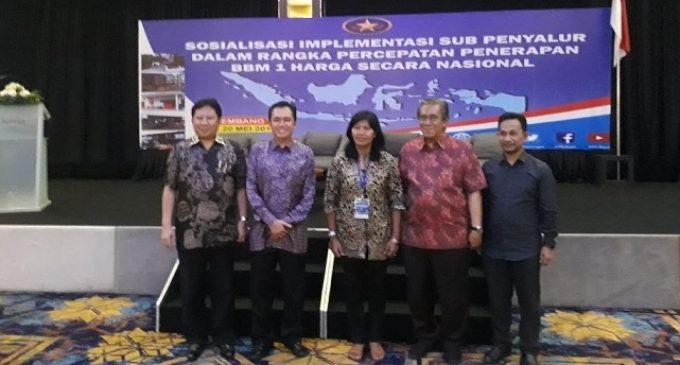 BPH Migas Launching Program Sub Penyalur