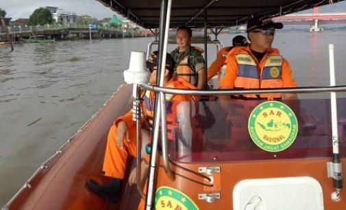 Jasad Reza Yang Tenggelam di Sungai Musi Belum Ditemukan