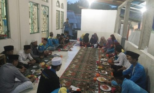 Pererat Ukhuwah Islamiyah, PCPMII Muara Enim Buka Bersama