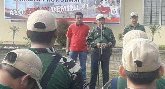 Bawaslu Touring Sosialisasikan Pengawasan Pilkada