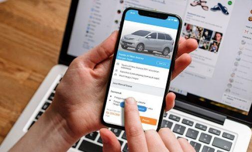 Traveloka Rilis Aplikasi Rental Mobil