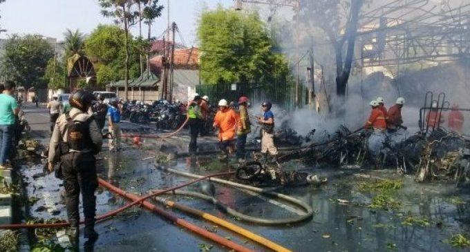 Satu Bom Aktif Masih Nempel di Paha Anak – Anak