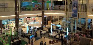 OPI Mall Palembang Berikan Promo Khusus Bagi Pengunjung Yang Telah Mencoblos