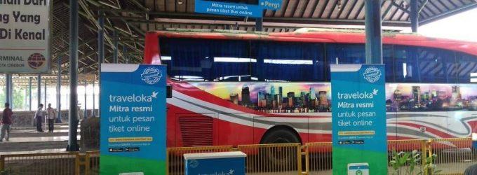 Tingkatkan Fasilitas Terminal Bus Guna Berikan Kenyamanan Pemudik
