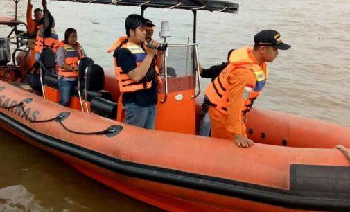 Jatuh Dari Ketek, Pekerja Jembatan Musi IV Tenggelam Dan Belum Ditemukan