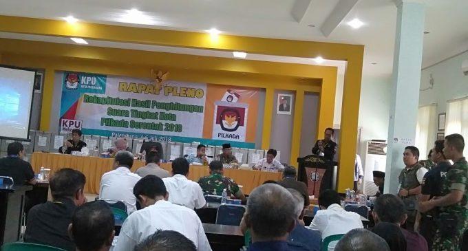 Hasil Pilgub Sumsel, HD – MY Unggul di Palembang