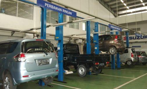 Servis di Suzuki Sekarang Buka Lebih Lama