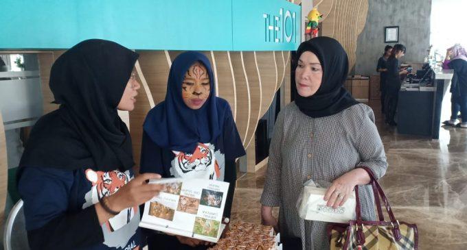 The 1O1 Palembang Rajawali Semarakkan Hari Harimau Sedunia