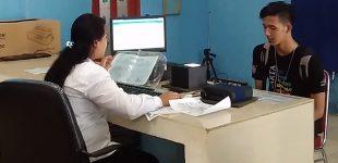 Belum Punya E-KTP, Datang Ke GISA di Asrama Haji Palembang