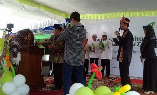 Dompet Dhuafa Sumsel Tempati Kantor Baru