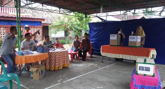 Sepi Pemilih, Panitia Pemilihan RT di Kelurahan Air Lintang Lakukan Cara Ala Pilkada
