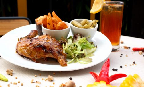 THE 1O1 Palembang Rajawali Hadirkan 1O1 Chiken Roasted