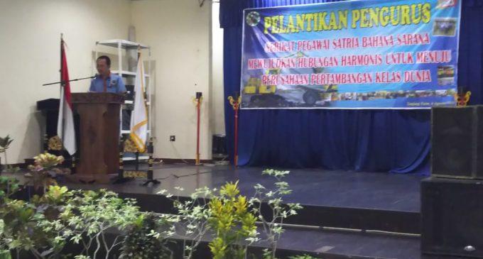 Bentuk Forum Serikat Pegawai, Ini yang di Harapkan Karyawan PT SBS