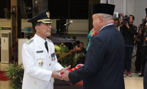 Najib Kembali Jabat Pj Walikota Palembang