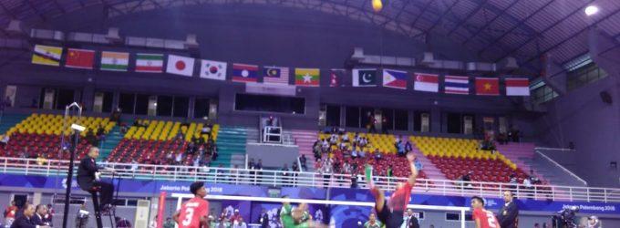 Tim Sepak Takraw Putra Indonesia Menang Mudah Atas Iran