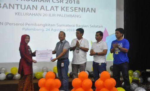 14 Tahun PLN KITSBS Menerangi Sumatera