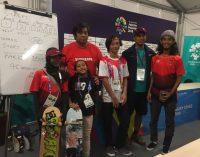 Indonesia Bidik Emas Cabor Skateboard