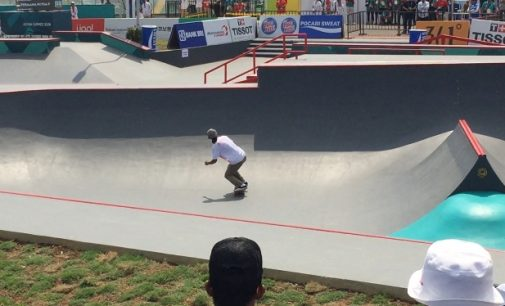 Dua Skateboarder Indonesia Melaju ke Final Nomor Park