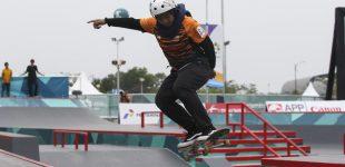 Skateboarder Malaysia Dibully Atlet-Pelatih Indonesia Membela